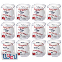 (12) 2020 Puerto Rico Series Mets Marlins MLB Rawlings Baseball Cubed - Dozen