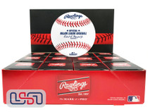 (12) 2020 London Series Cubs Cardinals MLB Rawlings Baseball Boxed - Dozen