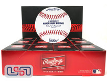 (12) 2020 Mexico Series Padres Diamondbacks MLB Rawlings Baseball Boxed - Dozen