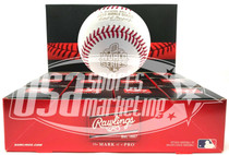 (12) 2015 World Series MLB Rawlings Baseball Kansas City Royals Boxed - Dozen