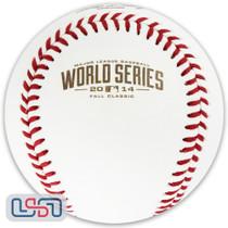 2014 World Series Official MLB Rawlings Baseball San Francisco Giants - Boxed