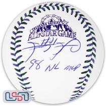"""Sammy Sosa Cubs Signed """"98 NL MVP"""" 1998 All Star Game Baseball BAS Auth"""