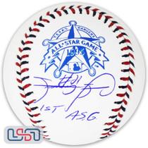 "Sammy Sosa Cubs Signed Autographed ""1st ASG"" 1995 All Star Baseball BAS Auth"