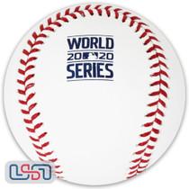 2020 World Series Official MLB Rawlings Baseball Los Angeles Dodgers - Boxed