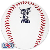 2017 Home Run Derby Official MLB Rawlings Baseball Miami Marlins - Cubed