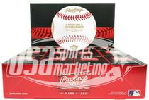 (12) 2019 World Series Champions MLB Baseball Washington Nationals Boxed - Dozen