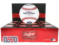 (12) Minnesota Twins 1991 WS 25th Anniversary Rawlings Baseball Boxed - Dozen