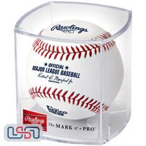 2020 Mexico Series Padres Diamondbacks Official MLB Rawlings Baseball - Cubed