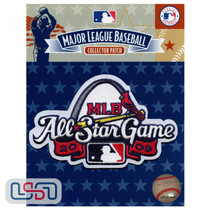 2009 All Star Game MLB Logo Jersey Sleeve Patch Licensed St. Louis Cardinals