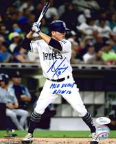 Luis Urias Padres Signed Autographed 8x10 Photo Photograph JSA Auth
