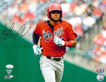 Fernando Tatis Jr. Padres Signed Autographed 11x14 Photo Photograph JSA Auth #18