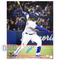 Vladimir Guerrero Jr. Blue Jays Signed 16x20 Photo Photograph JSA Auth #3