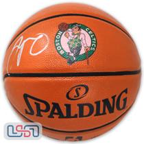 Jayson Tatum Signed Boston Celtics I/O Logo NBA Basketball Fanatics Auth