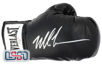 Mike Tyson Signed Autographed Everlast Right Hand Boxing Glove Tyson Auth