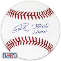 "Julio Rodriguez Mariners Autographed ""JROD Show"" Major League Baseball JSA Auth"