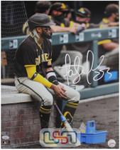 Fernando Tatis Jr. Padres Autographed Signed 16x20 Photo Photograph JSA Auth #3