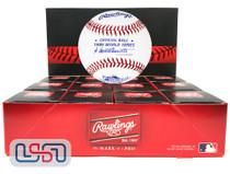 1989 World Series Official MLB Rawlings Baseball Oakland Athletics Boxed - Dozen