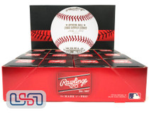 (12) 2006 World Series Official MLB Rawlings Baseball Cardinals Boxed - Dozen