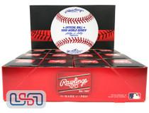 (12) 1999 World Series Official MLB Rawlings Baseball Yankees Boxed - Dozen