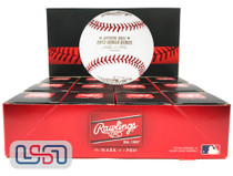 (12) 2013 World Series Official MLB Rawlings Baseball Red Sox Boxed - Dozen