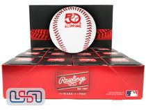(12) 1979 All Star Game Official MLB Rawlings Baseball Mariners Boxed - Dozen