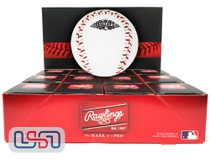 (12) 2011 All Star Game Official MLB Rawlings Baseball Diamondbacks Boxed - Dozen