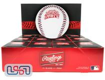 (12) 2000 All Star Game Official MLB Rawlings Baseball Braves Boxed - Dozen