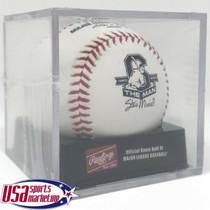Stan Musial Memorial Official MLB Rawlings Baseball St. Louis Cardinals - Cubed
