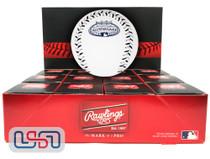 (12) 2008 All Star Game Official MLB Rawlings Baseball Yankees Boxed - Dozen