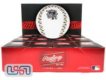 (12) 1994 All Star Game Official MLB Rawlings Baseball Pirates Boxed - Dozen