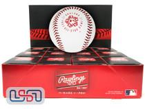 (12) 1987 All Star Game Official MLB Rawlings Baseball Athletics Boxed - Dozen