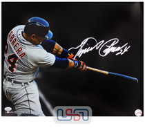 Miguel Cabrera Tigers Signed Autographed 16x20 Photo Photograph JSA Auth #21