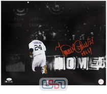 """Miguel Cabrera Tigers Signed """"Miggy"""" 16x20 Photo Photograph JSA Auth #22"""