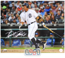 Miguel Cabrera Tigers Signed Autographed 16x20 Photo Photograph JSA Auth #19