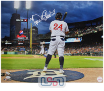 Miguel Cabrera Tigers Signed Autographed 16x20 Photo Photograph JSA Auth #20