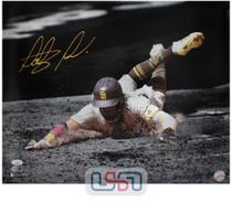 Fernando Tatis Jr. Padres Signed Autographed 16x20 Photo Photograph JSA Auth #13