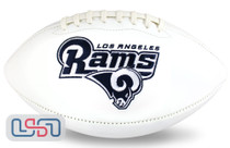Los Angeles Rams NFL Signature Series Licensed Official Football - Full Size