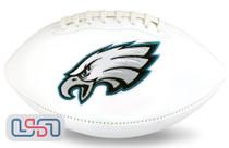 Philadelphia Eagles NFL Signature Series Licensed Official Football - Full Size