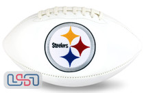 Pittsburgh Steelers NFL Signature Series Licensed Official Football - Full Size