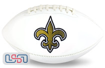 New Orleans Saints NFL Signature Series Licensed Official Football - Full Size
