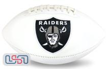 Las Vegas Raiders NFL Signature Series Licensed Official Football - Full Size
