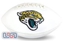Jacksonville Jaguars NFL Signature Series Licensed Official Football - Full Size