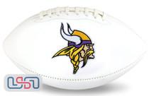 Minnesota Vikings NFL Signature Series Licensed Official Football - Full Size