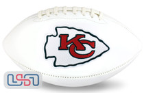 Kansas City Chiefs NFL Signature Series Licensed Official Football - Full Size