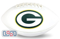 Green Bay Packers NFL Signature Series Licensed Official Football - Full Size