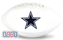 Dallas Cowboys NFL Signature Series Licensed Official Football - Full Size