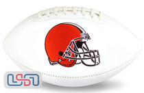 Cleveland Browns NFL Signature Series Licensed Official Football - Full Size