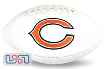 Chicago Bears NFL Signature Series Licensed Official Football - Full Size