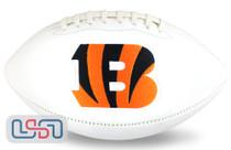 Cincinnati Bengals NFL Signature Series Licensed Official Football - Full Size
