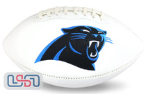 Carolina Panthers NFL Signature Series Licensed Official Football - Full Size